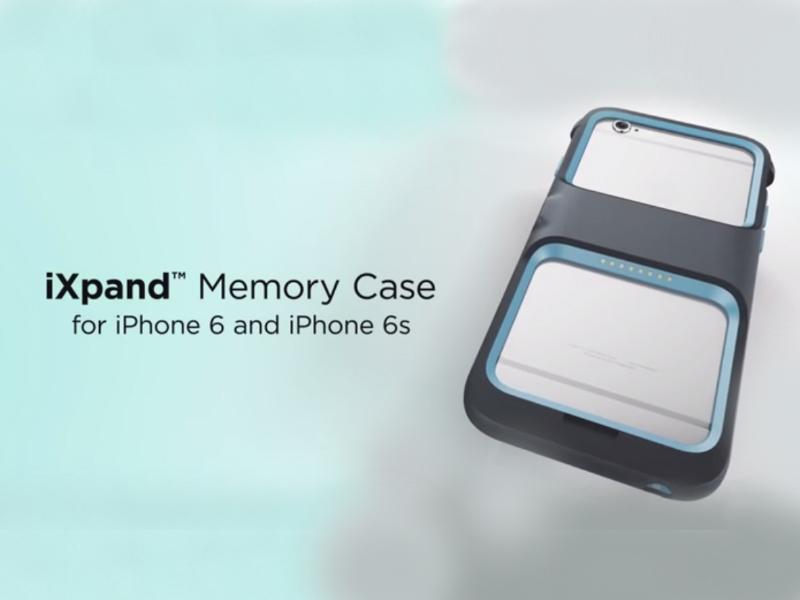 Image of Untuk Menambah Memori iPhone pake iXpand Memory Case Bisa Gak Ya ?