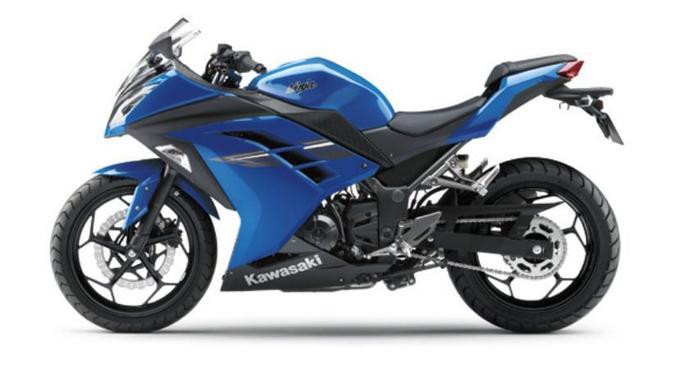 Image of Seragam Baru Ninja 250 Bikin Greget Bro